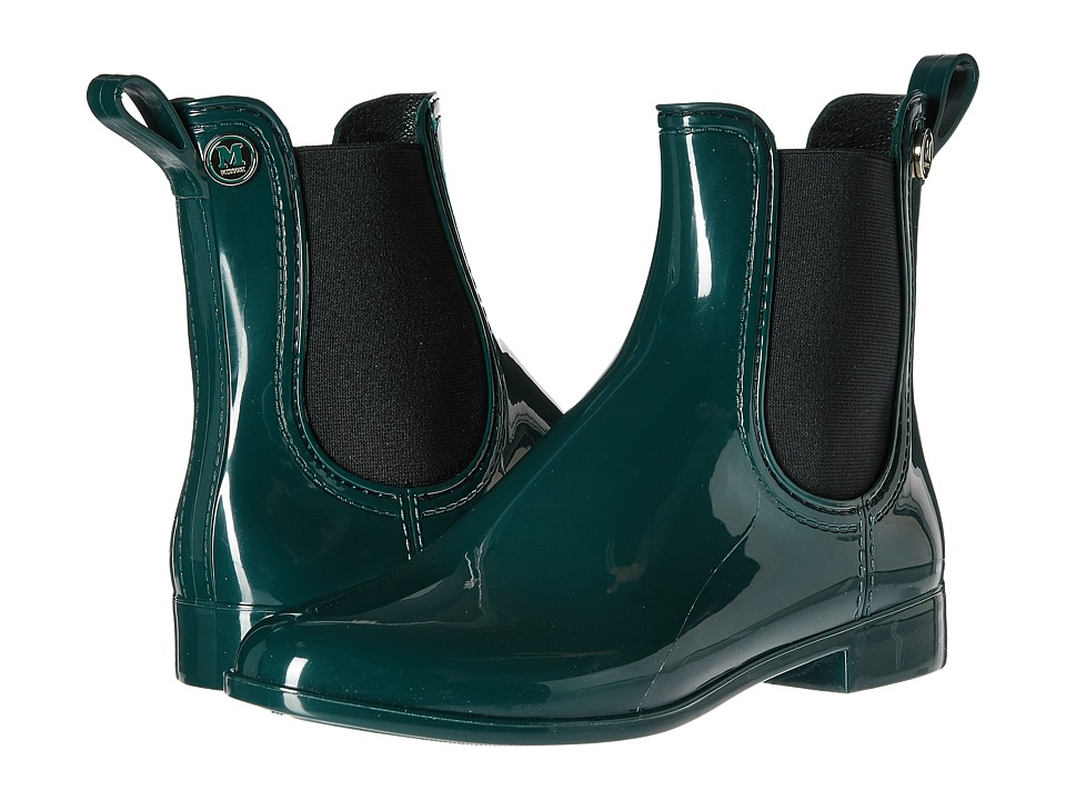 M Missoni Ankle Rain Boots (Teal) Women