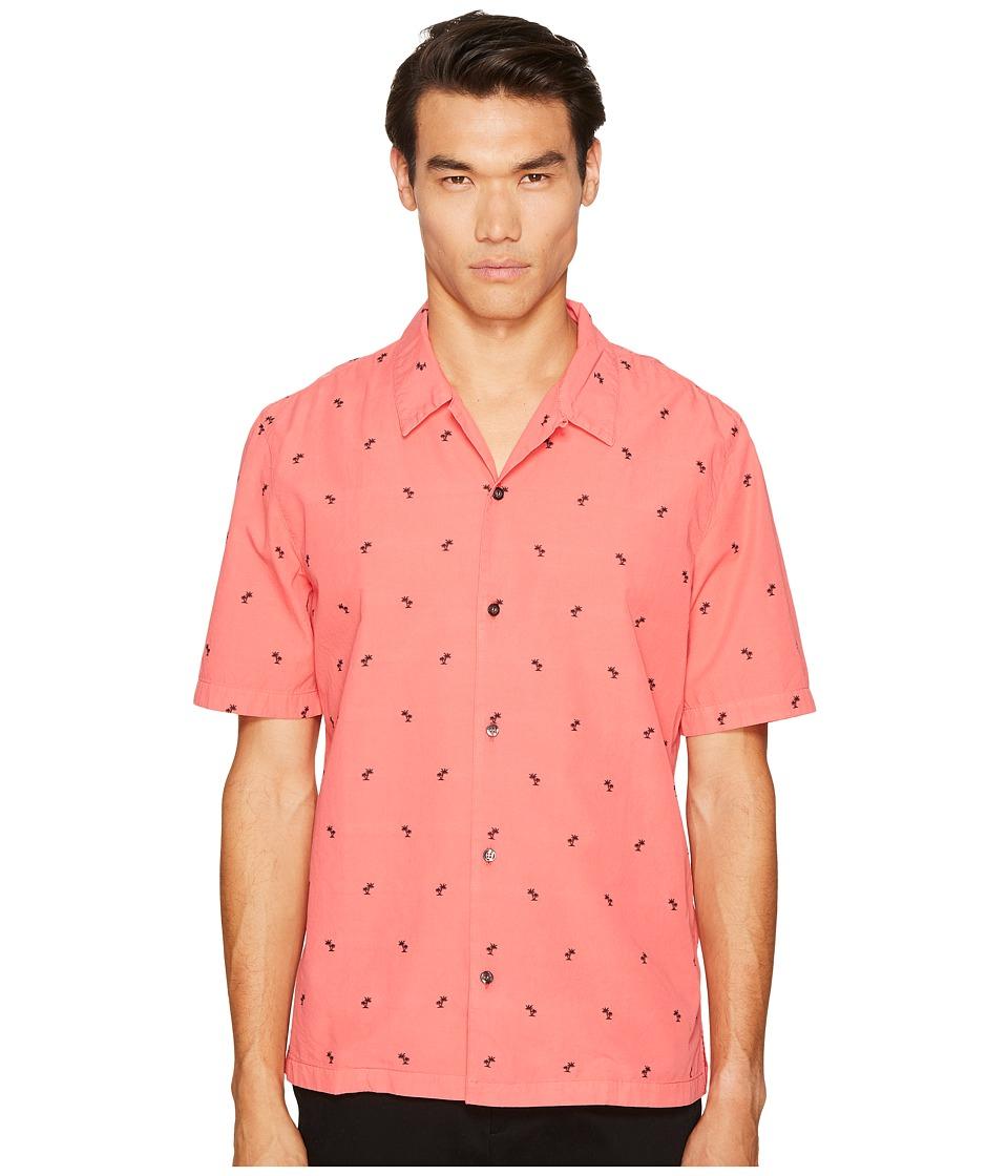 Just Cavalli - Palm Tree Short Sleeve Shirt