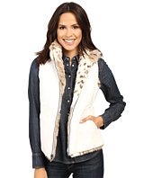 Scully - Siena Reversable Faux Leather/Fur Vest