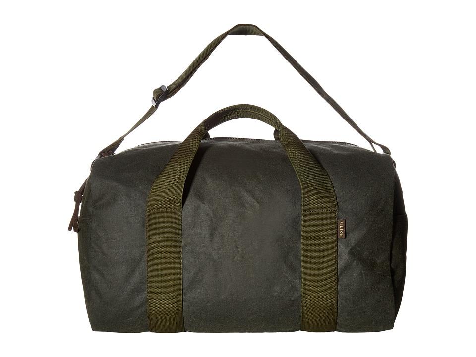 Filson Field Duffel - Small (Spruce) Duffel Bags