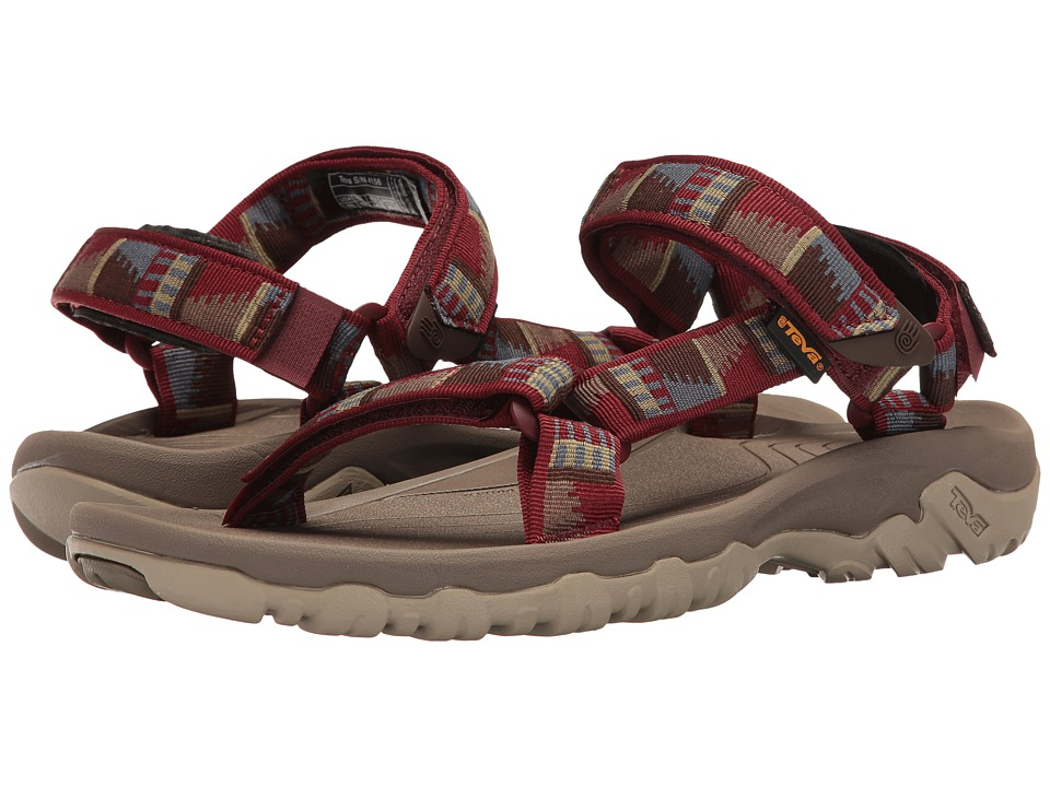 Teva Hurricane XLT (Peaks Fired Brick) Men