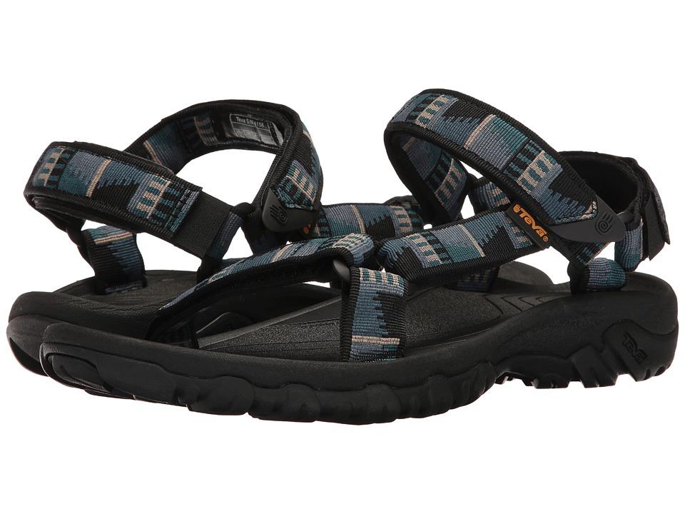 Teva Hurricane XLT (Peaks Black) Men's Shoes