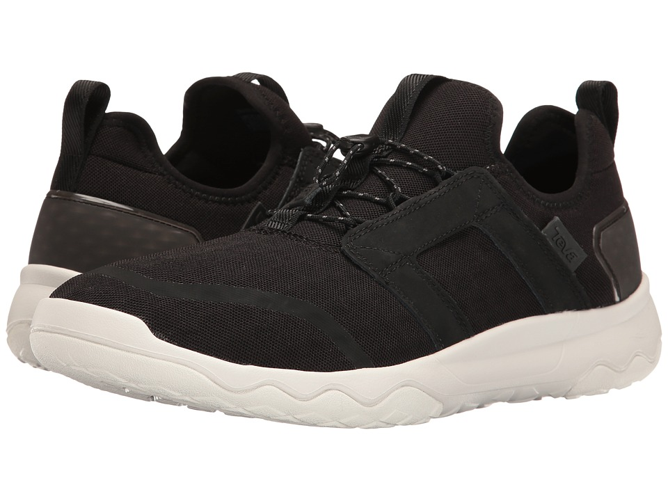 Teva Arrowood Swift Lace (Black/White) Men