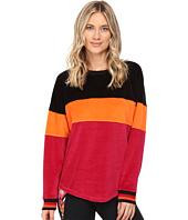 Trina Turk - Velour Sweatshirt