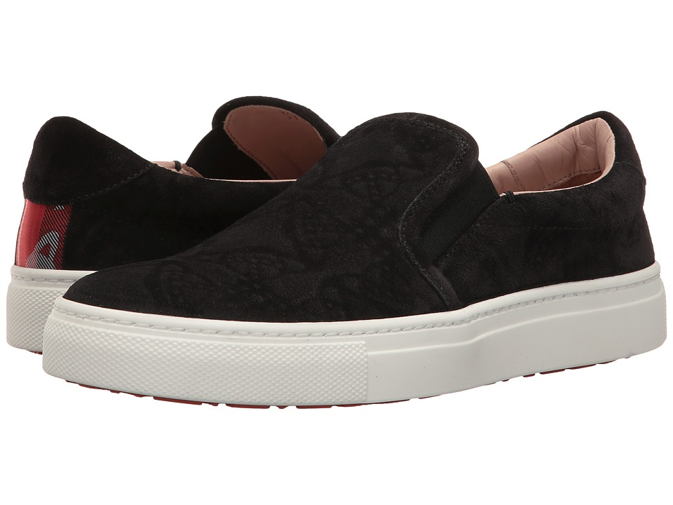 Vivienne Westwood Slip-On Trainer (Black) Women