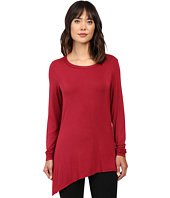 Trina Turk - Long Sleeve Drape Shirt