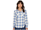 Levi's(r) Womens Workwear Long Sleeve Boyfriend Shirt