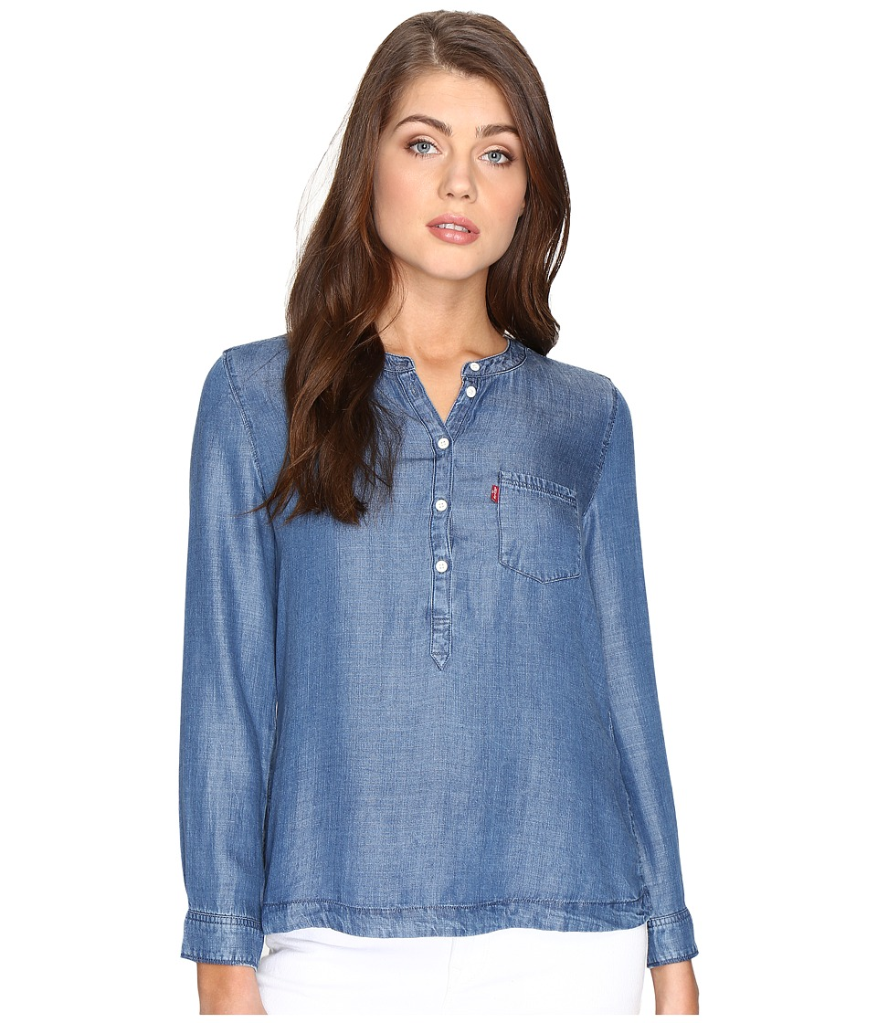 Levis(r) Womens - Modern Popover (Medium Authentic) Womens Clothing