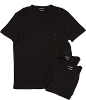 Emporio Armani - 3-Pack V-Neck T-Shirt