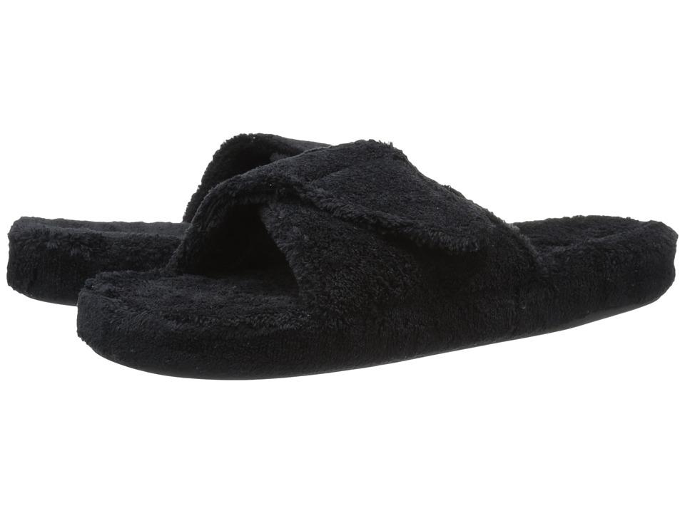 Acorn Spa Slide II (Black) Women