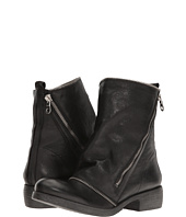 Massimo Matteo - Low Boot with Zipper