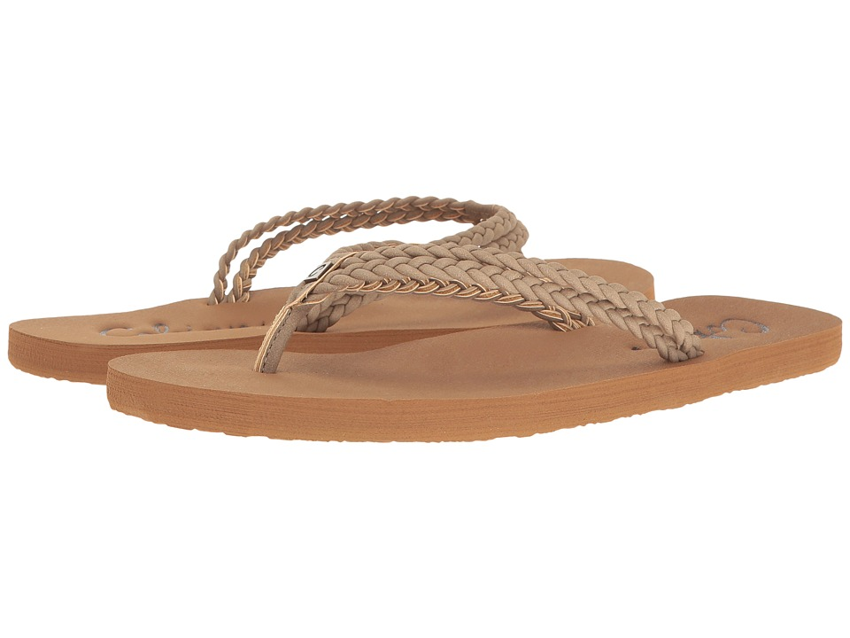Cobian - Leucadia (Natural) Women's Sandals