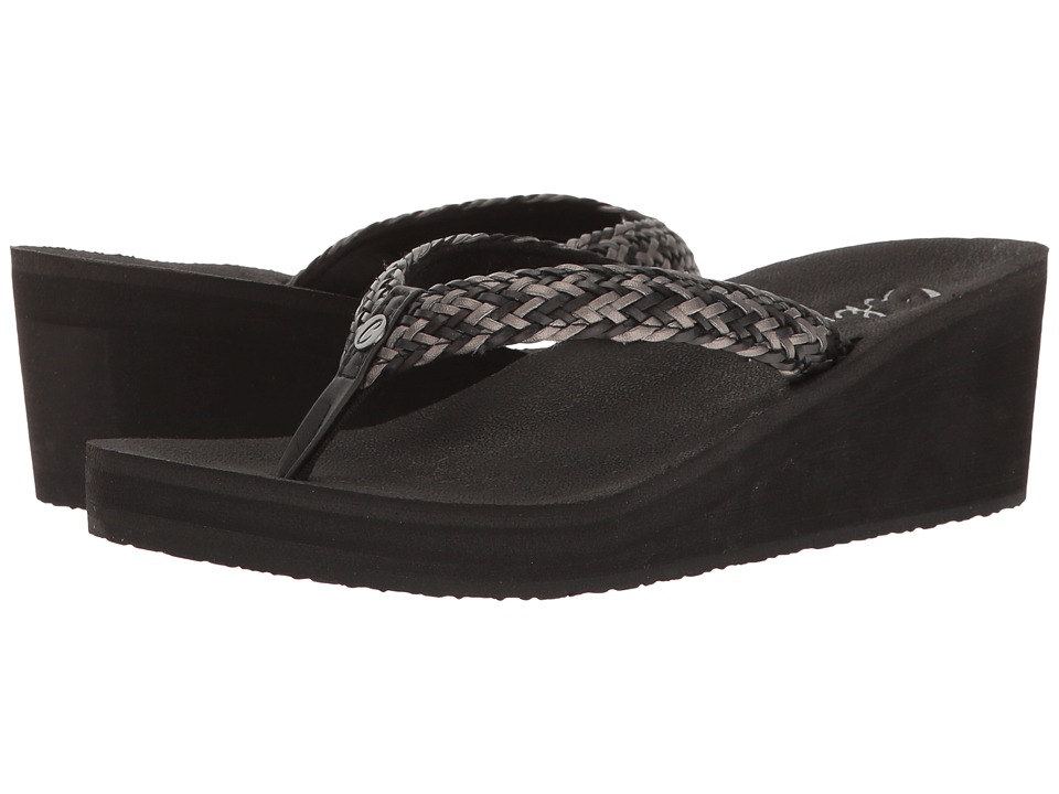 Cobian - Kezi (Black) Women's Sandals
