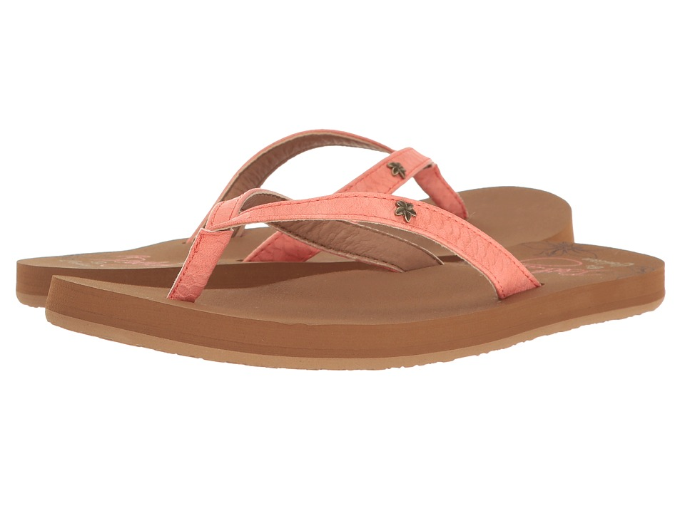 Cobian - Hanalei (Coral) Womens Sandals