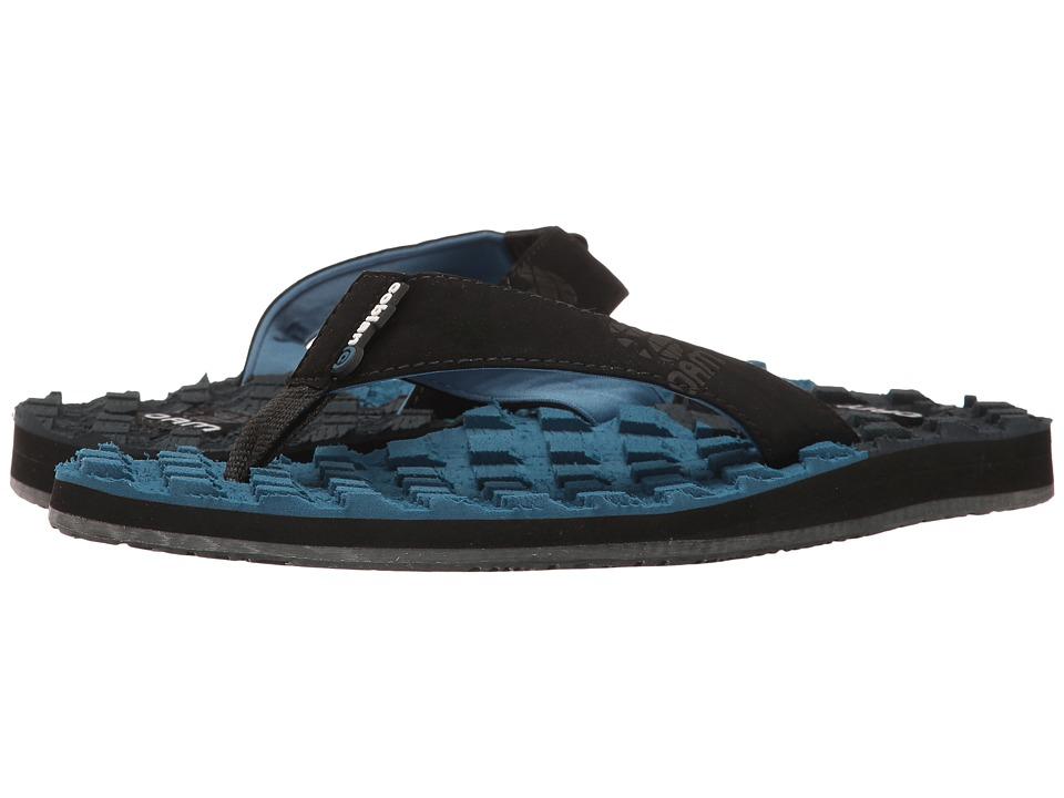 Cobian - OAM Traction (Blue) Men's Sandals