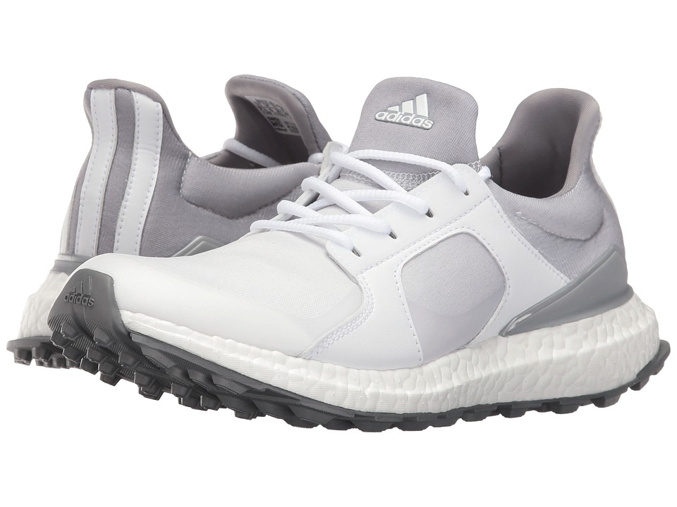 Adidas Golf - Climacross Boost (Ftwr White/Light Onix/Sil...