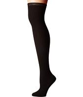 Free People - Sable Lurex Over-The-Knee Socks
