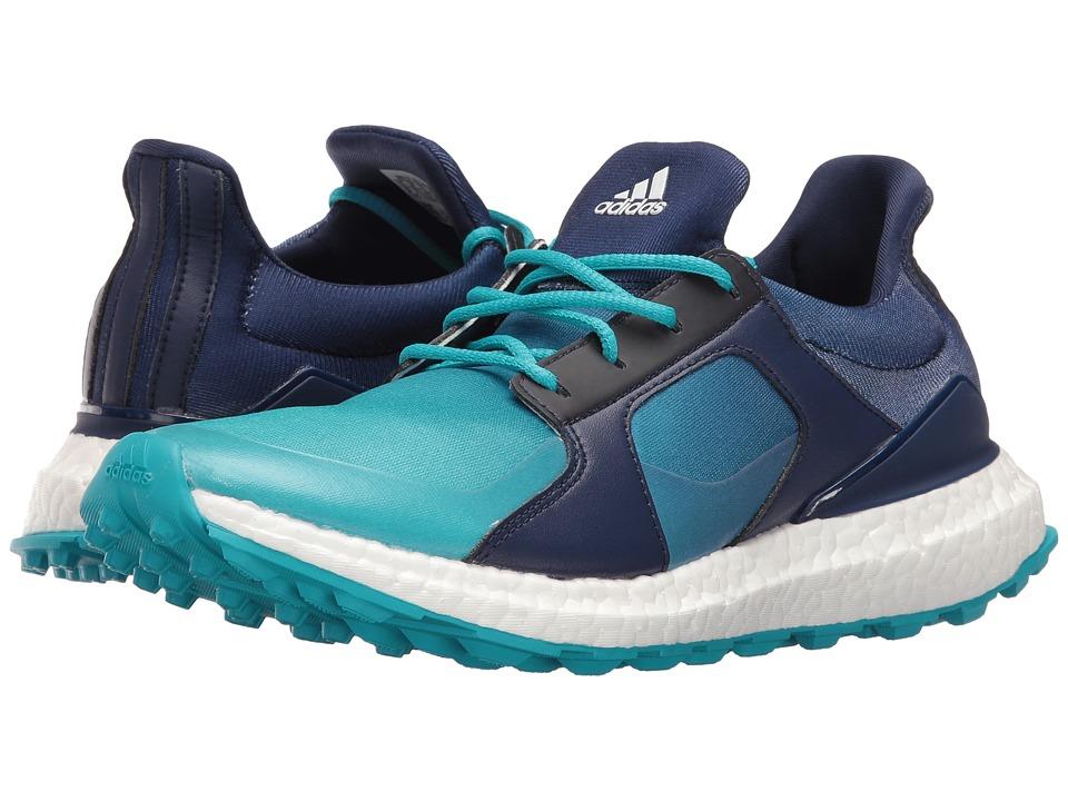 adidas Golf Climacross Boost (Energy Blue/Night Sky/Energy Blue) Women
