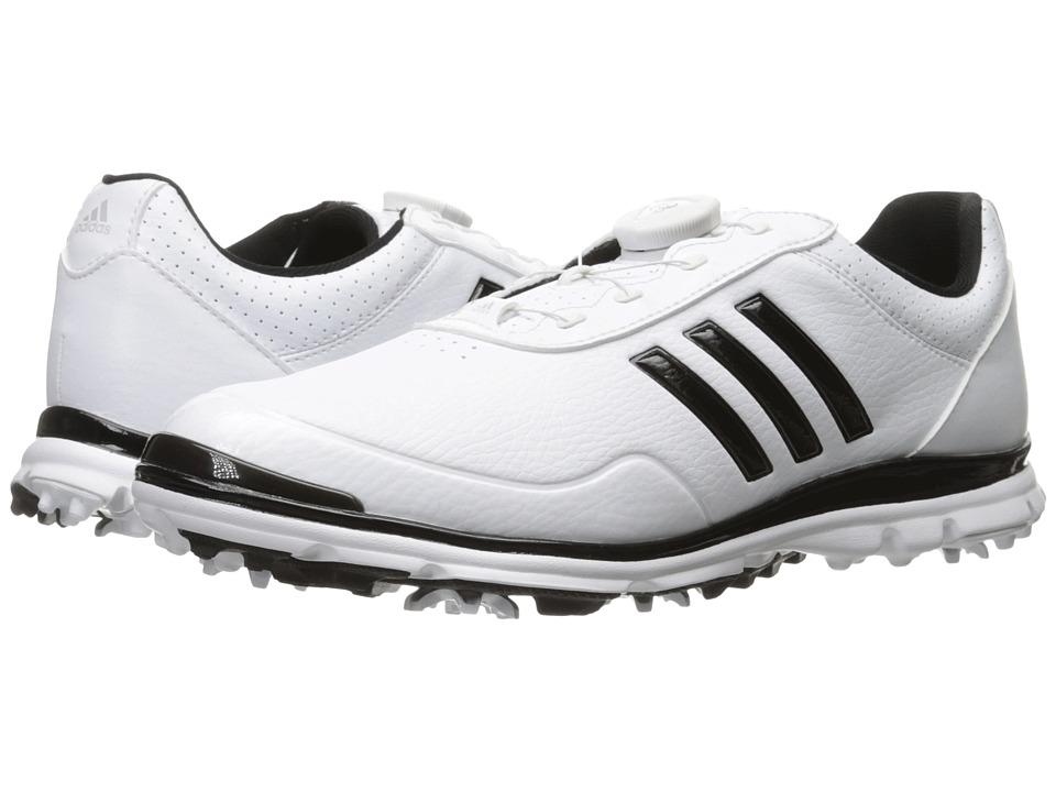adidas Golf Adistar Lite Boa (Ftwr White/Core Black/Core Black) Women's Golf Shoes