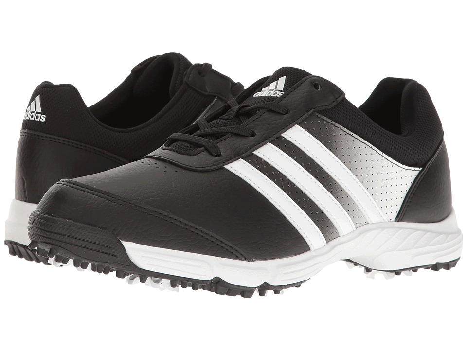 adidas Golf Tech Response (Core Black/FTWR White/Core Black) Women's Golf Shoes