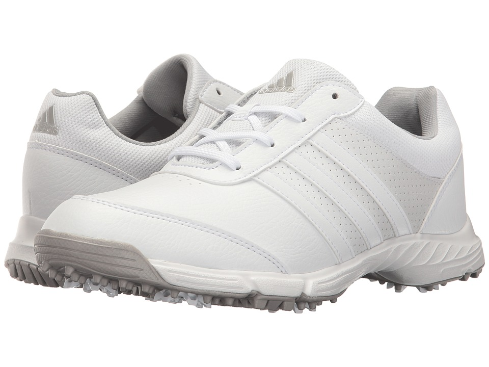 adidas Golf - Tech Response (Ftwr White/Ftwr White/Matte Silver) Womens Golf Shoes