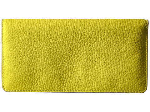 ECCO Jilin Large Wallet - Sulphur