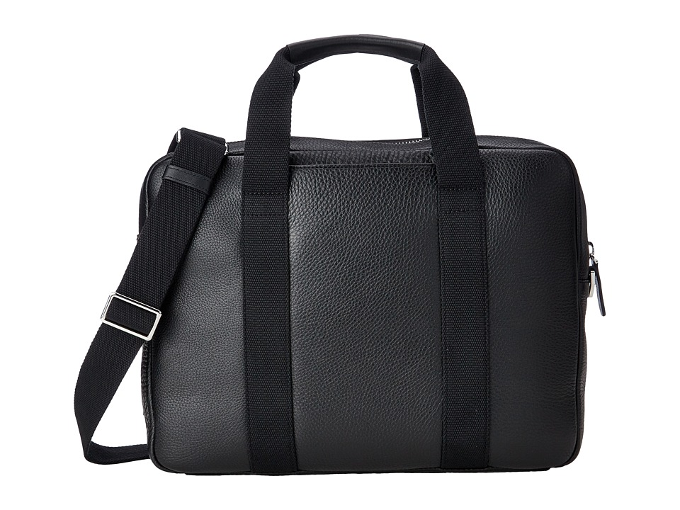 ECCO Eday L Laptop Bag (Black) Computer Bags