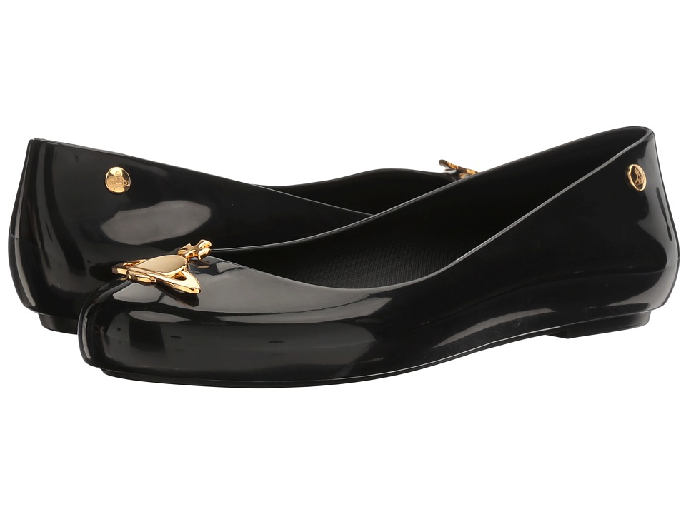 Vivienne Westwood Anglomania + Melissa Space Love (Black) Women