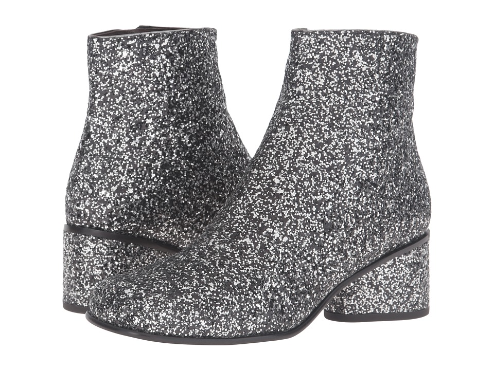 Marc Jacobs Camilla Ankle Boot (Silver Multi) Women