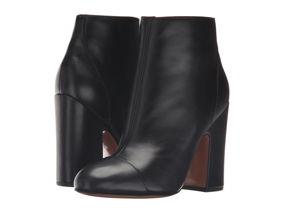 Marc Jacobs Cora Ankle Boot (Black) Women