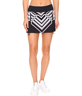 Trina Turk - Lattice Wrap Tennis Skirt
