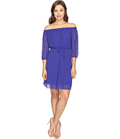 kensie - Crepe Chiffon Dress KSDK7168