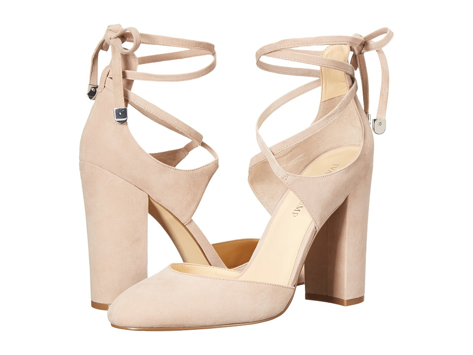 Ivanka Trump Graffi (Beige) High Heels