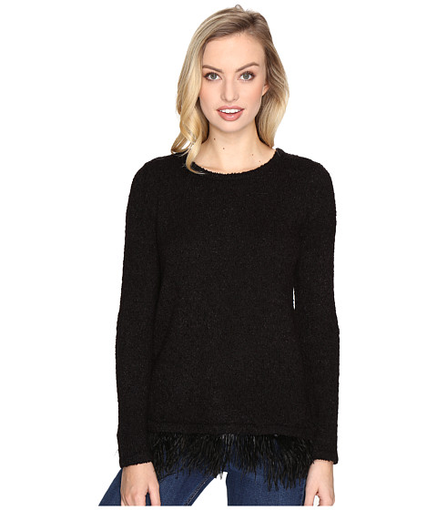 kensie Textured Boucle Sweater KSDK5535