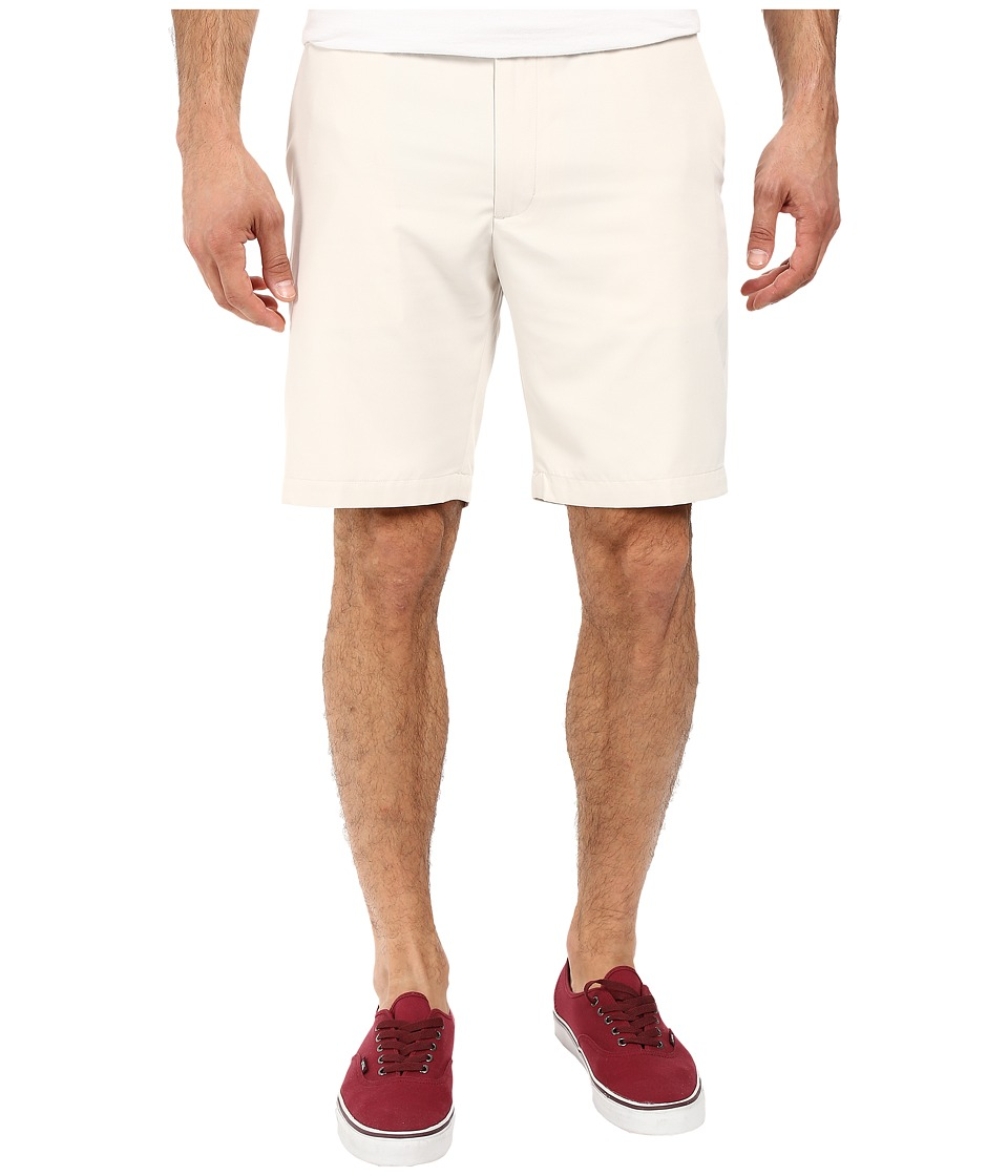 Perry Ellis Portfolio - Performance Shorts (Sand) Mens Shorts