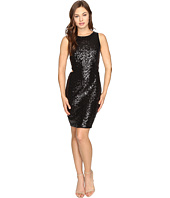 kensie - Dense Sequin Jersey Dress KSDK7424