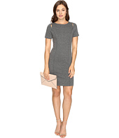 kensie - Basket Weave Knit Dress KSDK7485