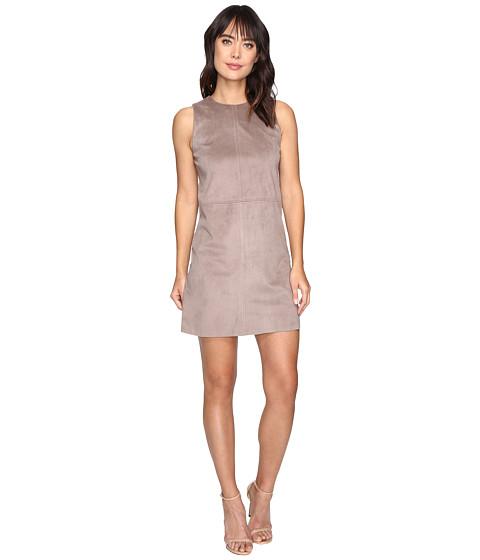 kensie Stretch Suede Dress KSDU7055