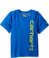 Carhartt Kids - Force Pieced Raglan Tee (Big Kids)