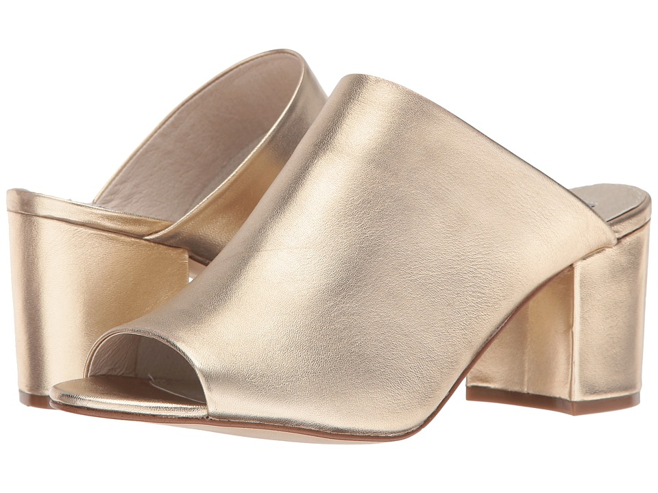 Steve Madden - Infinity (Gold Leather) Women