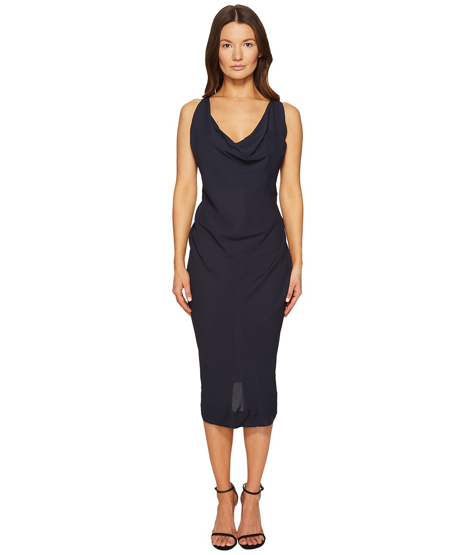 Vivienne Westwood Virginia Dress (Navy) Women