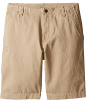 Carhartt Kids - Twill Work Shorts (Big Kids)