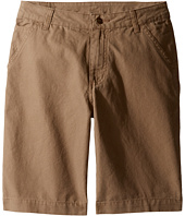 Carhartt Kids - Dungaree Shorts (Big Kids)