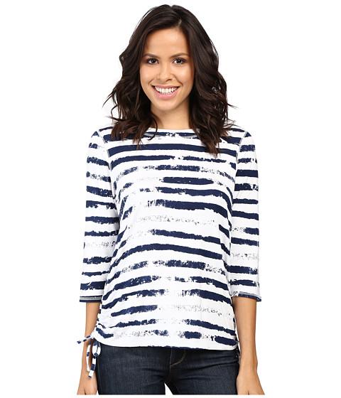 FDJ French Dressing Jeans Cloud Stripe Top