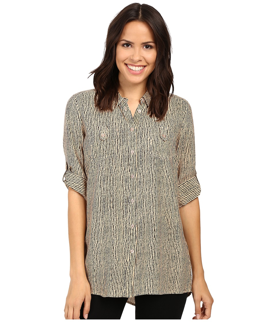FDJ French Dressing Jeans - Paintly Stripe Tunic Blouse