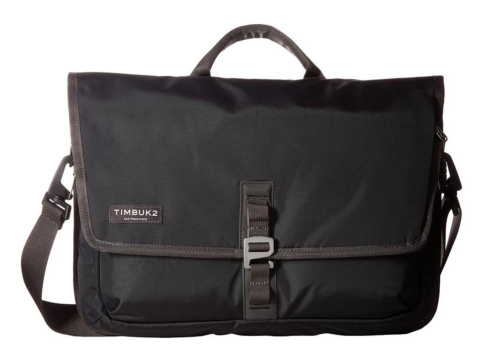Timbuk2 Transit Briefcase (Jet Black) Briefcase Bags