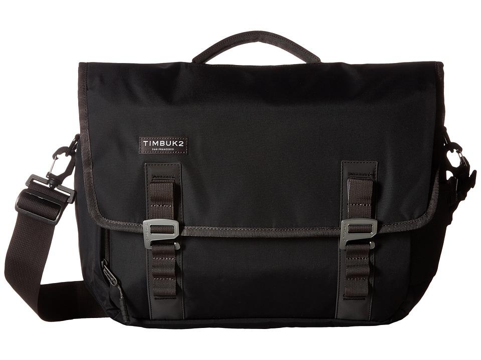 Timbuk2 Command Messenger Small (Jet Black) Messenger Bags