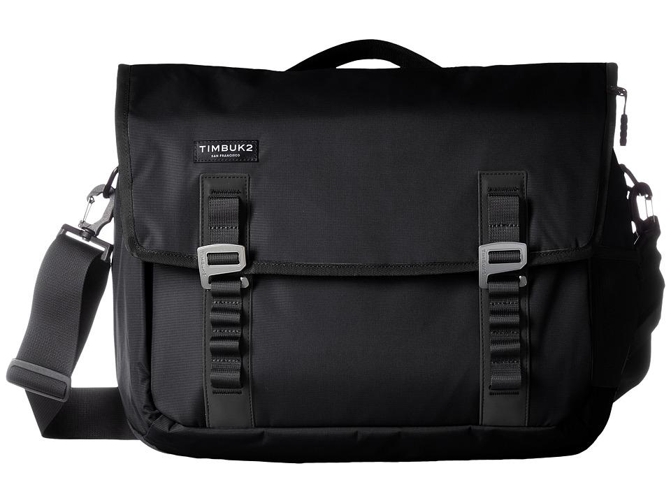 Timbuk2 Command Messenger Large (Jet Black) Messenger Bags