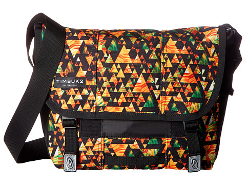Timbuk2 Classic Messenger Print - Extra Small - Tech Triangle