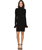 MICHAEL Michael Kors - Bell Sleeve Long Sleeve Dress